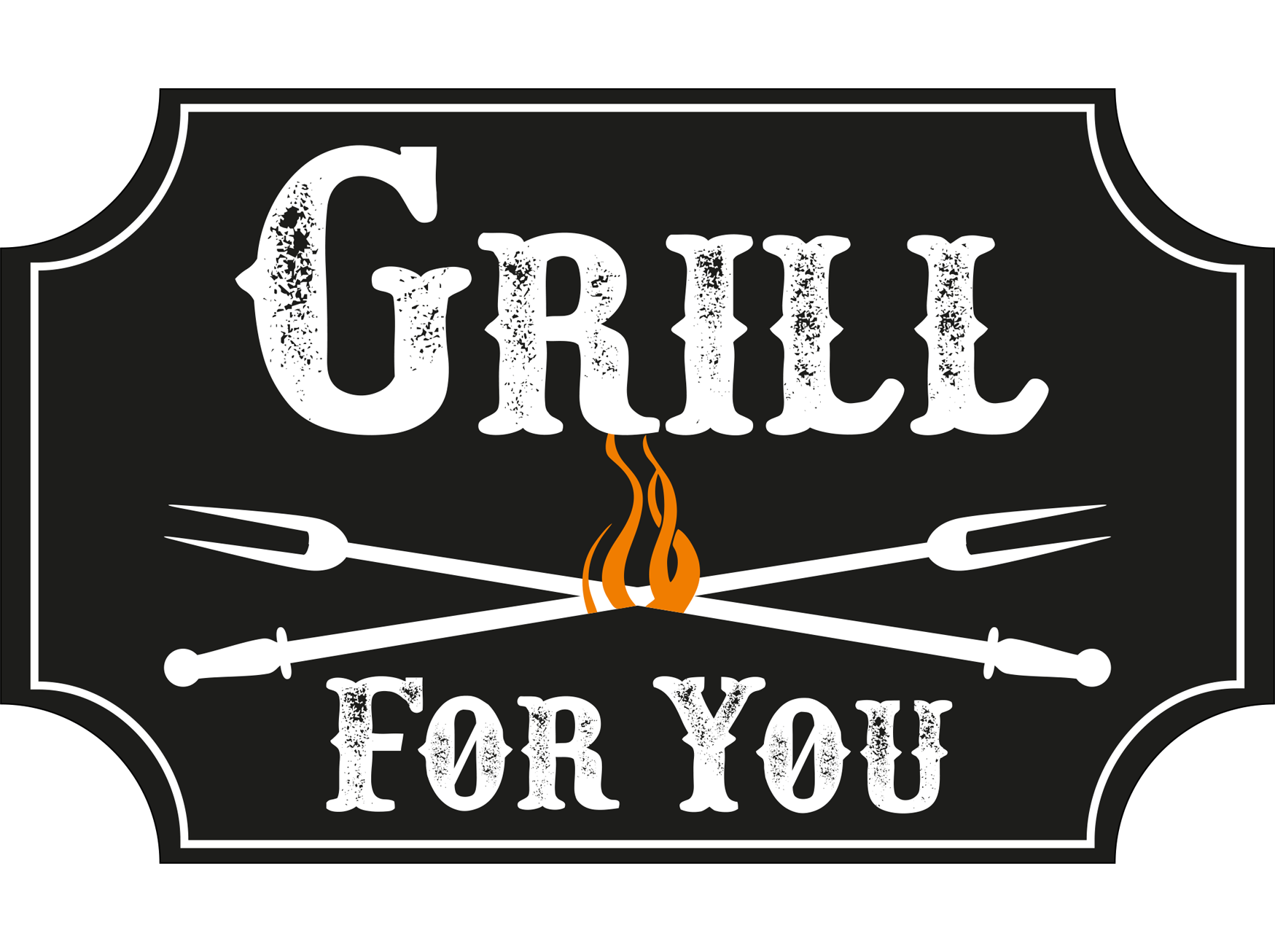 Logo Grill For You Amersfoort